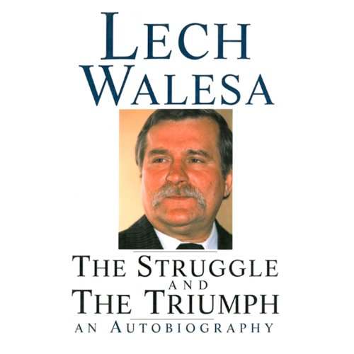 The Struggle and the Triumph audiobook cover art