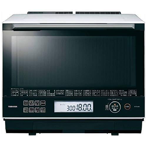 東芝 スチームオーブンレンジ 30L グランホワイトTOSHIBA 過熱水蒸気オーブンレンジ 石窯ドーム ER-TD3000-W