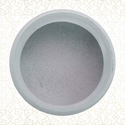 MAT POWDER - SILVER LIGHT - 5 g - 100% Essbare Lebensmittel Pulverfarbe Shantys