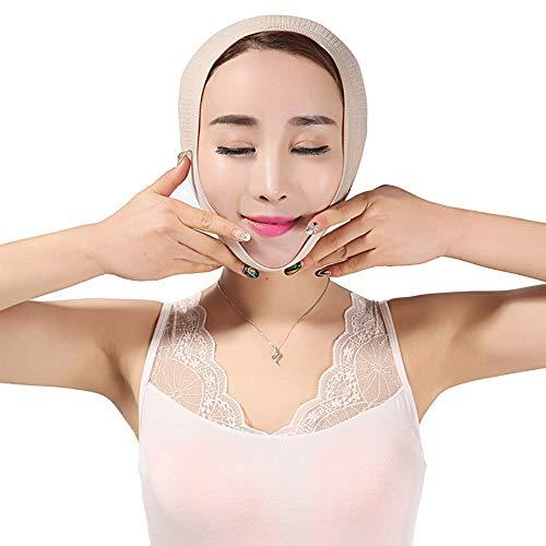 FeiGuoQiang Facial Lifting Minceur Ceinture- Visage Bandage Masque Facial Massager Anti-âge Ride Double Entraînement Du Menton Outils de beauté Slim FitOutils de beauté Slim Fit