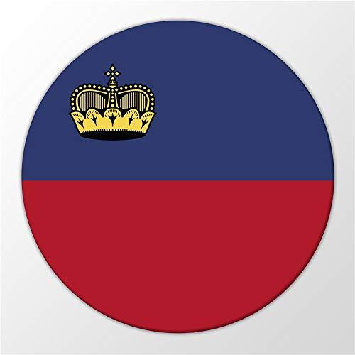 Kühlschrank Magnet Liechtenstein Flagge Fürstentum Europa Magnettafel Whiteboard