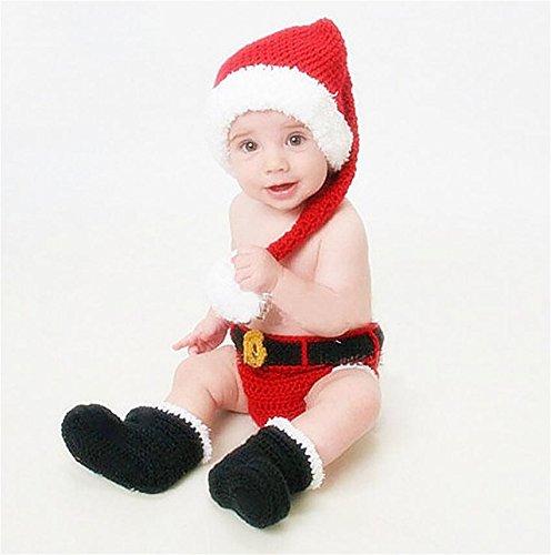 PEPEL Costumi di Natale per Bambini Fotografia Prop