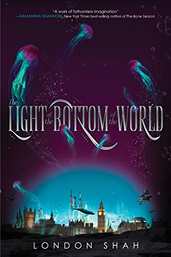 Book's Cover of The Light at the Bottom of the World: Light The Abyss #1 (English Edition) Versión Kindle