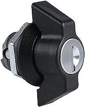 R KAPAYONO KAPAYONO 5 Pcs Rouge Noir simple rangee 2 Positions Poussoir Prise Haut-parleur Terminal