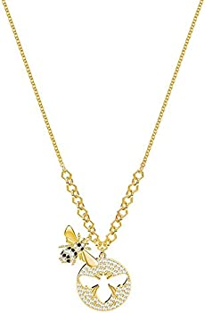 Swarovski Lisabel Gold-Plated Women's Necklace