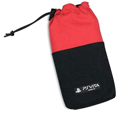 Officially Licensed 4Gamers Clean 'n' Protect Kit - Red (PlayStation Vita)