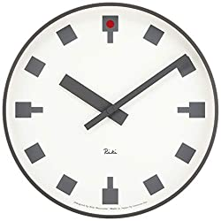 Lemnos WR12-03 L Hibiya No Tokei Wall Clock