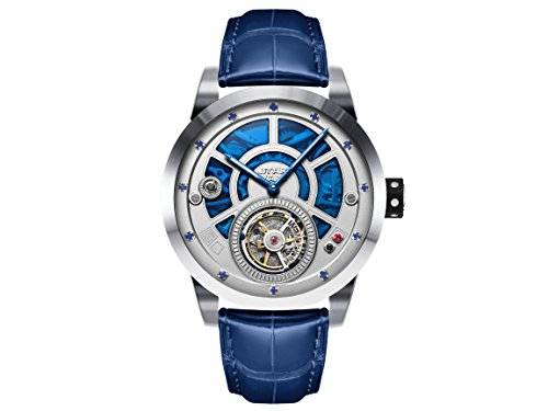 Memorigin Star Wars Series R2D2 Reloj Tourbillon Edición Limitada