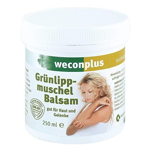 WECONPLUS Grünlippmuschel Balsam 250 ml