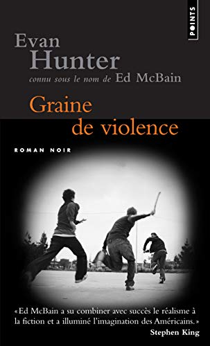Le livre Graine de violence par Evan Hunter