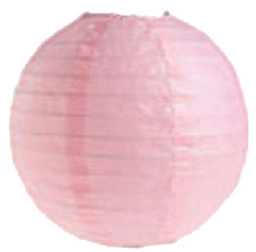 Mondial Fete Lampion, lampenkap, roze, 20 cm