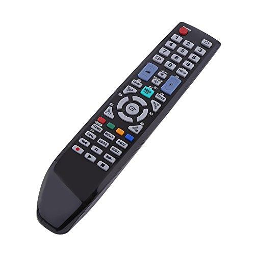 Guoshiy Control Remoto para Samsung, Control Remoto pequeño, Control Remoto Universal de tamaño Compacto de Rendimiento Estable, para TV en casa