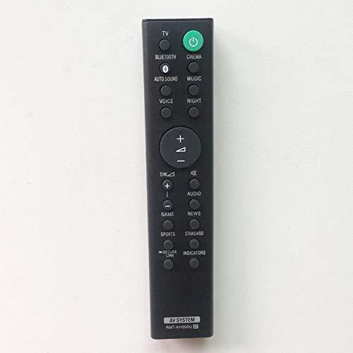 RMT-AH500U Replacement Remote Control Compatible for Sony Soundbar HT-S350 HT-SD35 SA-WS350 SA-S350 SA-WSD35 SA-SD35