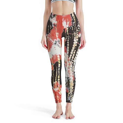 Josephion Pantalones de yoga elásticos suaves para mujer para gimnasio xl blanco