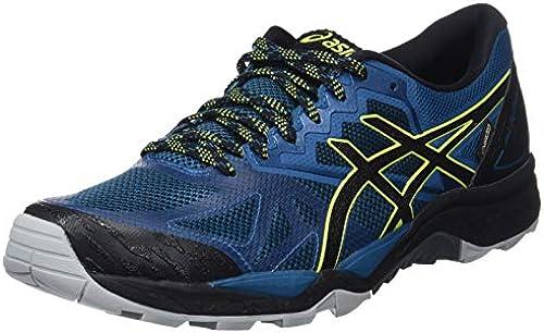 ASICS Herren Gel-Fujitrabuco 6 G-tx Traillaufschuhe, Traillaufschuhe, Traillaufschuhe, blau, 50.5 EU  Qualitätskontrolle