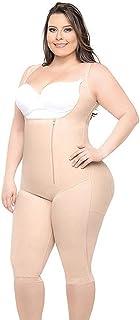 مشد خصر للنساء لتنحيف الجسم الإناث مشد الجسم مشد الجسم مشد الجسم مشد الجسم الثابت ملابس داخلية 6XL زائد الحجم (اللون: مشم...