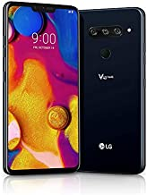LG Electronics LG V40 LM-V405UAL - 64GB - Verizon Unlocked - Moroccan Blue (Renewed)