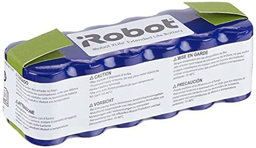 iRobot Piezas de Repuesto auténticas - XLife Extended Life Accesorios - Compatible con Create 2/Scooba 450/Roomba 500/600/700/Select 800