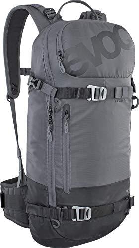 Evoc FR Day Grey Snowboard Backpack Size M-L Carbon Grey