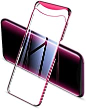 GKK new oppo find x mobile phone case transparent plating two-in-one mobile phone sets OPPO new products