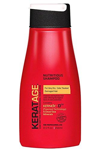 Keratage Nutritious Shampoo 8.5 oz by Keratage