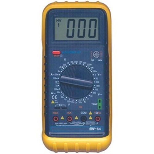 Veka - Multimetro Digitale, Capacimetro, Frequenzimetro, Termometro