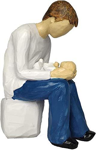Adornos De Escritorio Estatuas Para Decoración Del Hogar Carácter Muebles Para El Hogar Artesanías De Resina Creativas Escultura Casada Jardín Paisaje Decoraciones Para El Hogar Figuras De Adorno