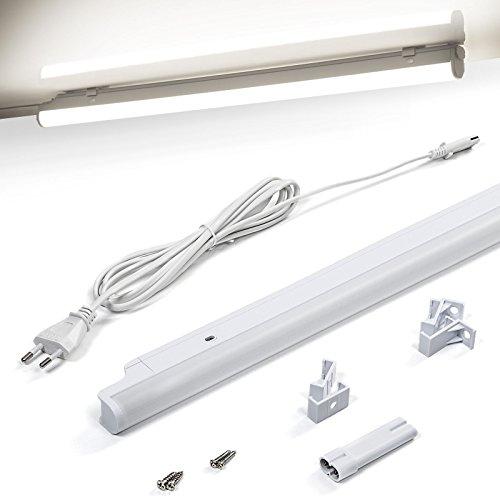 SO-TECH® Slim LED Unterbauleuchte Anbauleuchte Möbelleuchte 4 Watt / 310,5 mm
