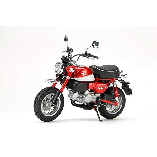 TAMIYA 14134 - 1:12 Honda Monkey 125, modelbouw, plastic bouwpakket, hobby, knutselen, lijmen, modelbouwpakket, model, montage