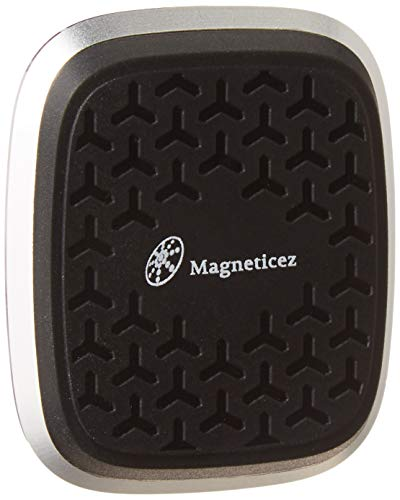 Magneticez Magnetic Phone Holder, Universal Dashboard Magnet Car Mount for Cell Phones and Mini Tablets, Compatible with iPhone 11 Pro Max XR XS Max X Samsung Galaxy S10 S9 Note 10.