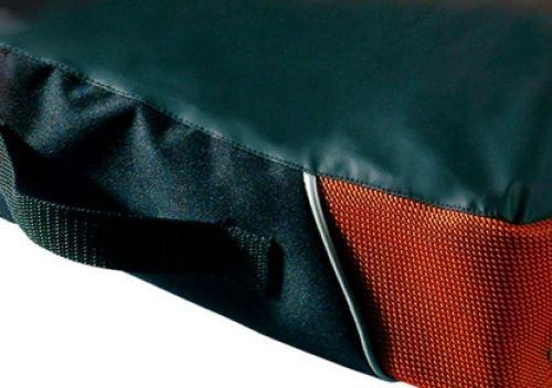 Inkontinenzbezug für Systam Viscoflex Sitzkissen Rollstuhl-Kissen Bezug Nässeschutzbezug Größe 45 x 46 cm