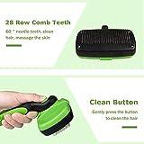Zoom IMG-2 gesundhome spazzola professionale autopulente per