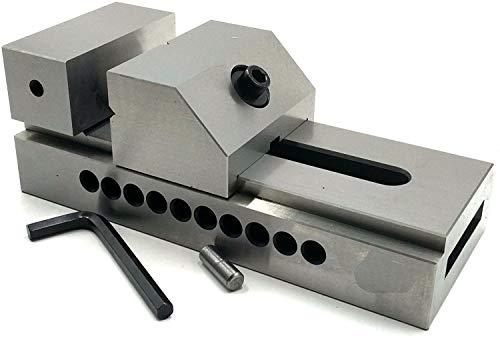HFS (R) 7-Zoll-Präzisionsschleifen, schraubenlos, Mini-Schraubstock, Werkzeugmacher, Stahl, 0,0002 cm