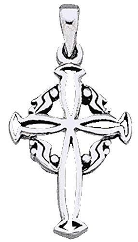 Alterras - Anhänger: Keltenkreuz aus 925-Silber
