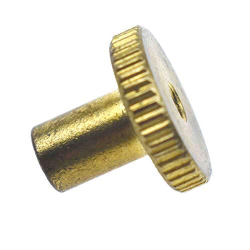 Reland Sun 1PCS 3D printer accessories diy UM2 Ultimaker2 special flat handle tightening nut for printing platform M3
