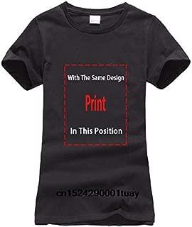 New Summer Tee Shirt Bonsai Ying Yang Japan Tree Sun Buddhist Zen Circle Tshirt Cool T-Shirt:Women-Black, XXXL