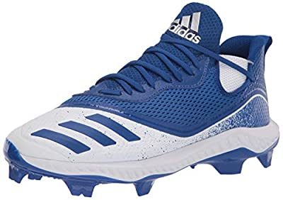 adidas Men's Icon V Bounce TPU Cleats Baseball Shoe