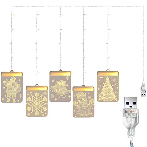 XINGYUE Christmas String Lights LED Christmas Decorations USB Charging Remote Control for Festival Party Indoor Outdoor Chris led fairy lights
