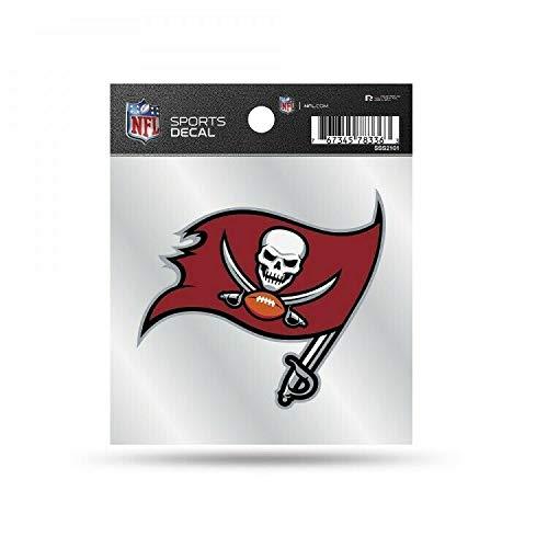 Sticker-Designs 10cm! Klebe-Folie Wetterfest Made-IN-Germany Tampa Bay Buccaneers NFL Football Team Sports Logo OHNE Verpackung! UV&Waschanlagenfest Auto-Aufkleber Profi-Qualität! F349
