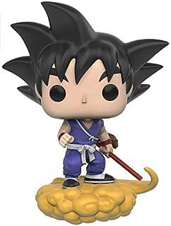 Funko Pop!- Dragonball Z Goku & Nimbus Figura de Vinilo, Estándar (7427)