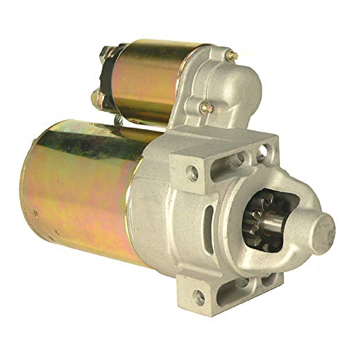 DB Electrical SDR0291 Starter Replacement For Cub Cadet M60-KH Tank, 2185, Volunteer 4X2, 4X4 /Toro HydroJect 3010, ProCore 648 Aerator, Dingo 220