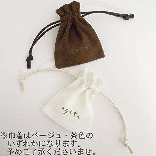 [アガット]agete【K10淡水パールピアスチャーム】1015111701308999