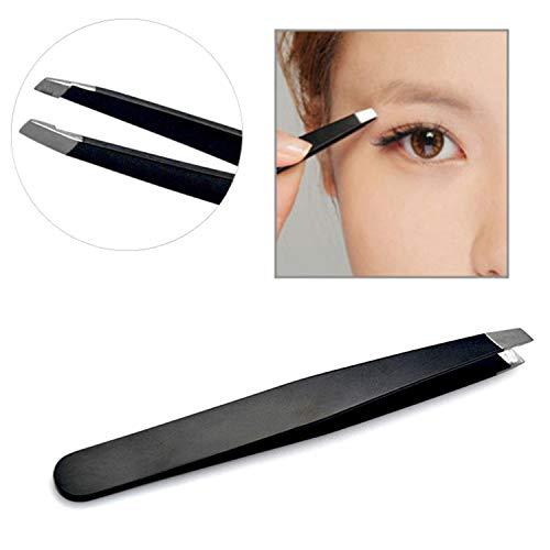Cokil Nouveau maquillage manuel sourcil pince à épiler Bevel Trim sourcils outils de toilettage Palettes de maquillage