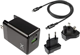 Xtorm Volt Lightning Fast Charge Bundle (18W) for Apple iPhones, home charger