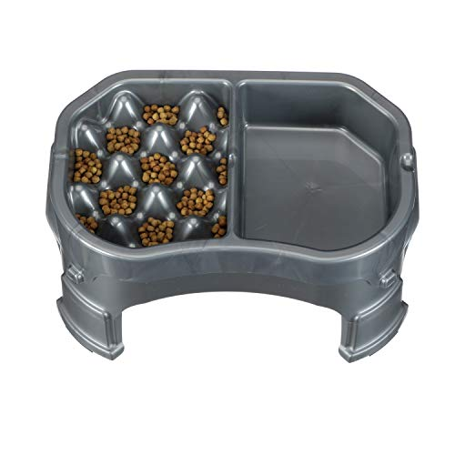 Neater Pet Brands – Neater Raised Slow Feeder Dog Bowl –...