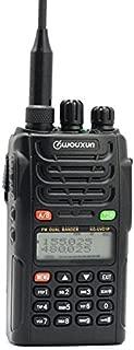 Wouxun KG-UVD1P VHF/UHF Dual Band Two Way Radio (Black)
