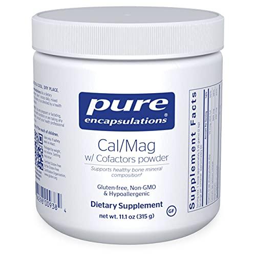 Pure Encapsulations - Cal/Mag with Cofactors...