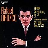 Rafael Orozco - 24 Préludes, Op. 28 (2 CD)