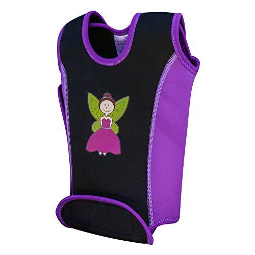 Odyssey - Baby Neopren Schwimmanzug - Feen-Design - 6-12 Monate - lila