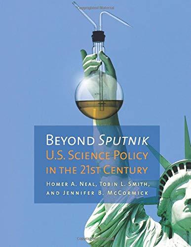 Beyond Sputnik: U.S. Science Policy in the 21st Century